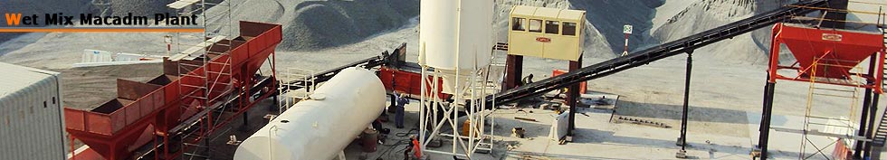 capious range of products-asphalt batch mix plant, asphalt drum mix plant, wet mix macadam plant, bitumen spreayer